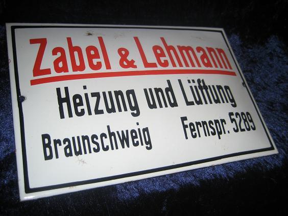 Zabel und Lehmann
