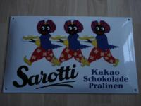 Sarotti gewölbt Email