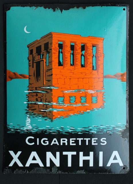 verkaufe XANTHIA, T.P.Bruxelles 1928
