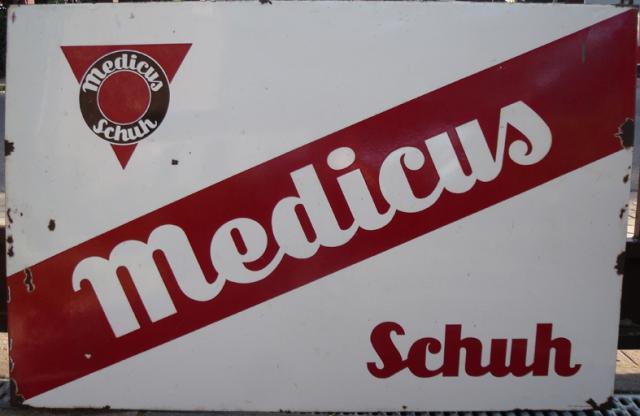 online store 6a217 833ef Sammlungsvorstellung Medicus Schuh | Schilderjagd, alte ...