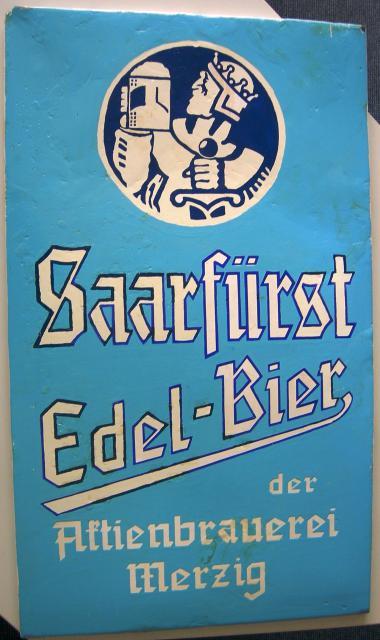 Saarfürst Edel-Bier