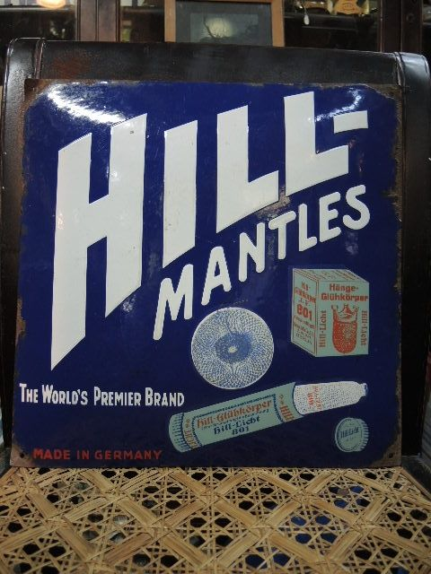 Hill Mantles