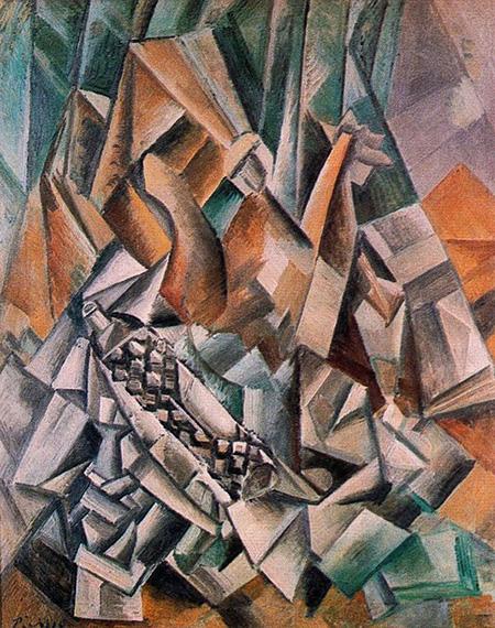 Juan Gris-anis-del-mono-1909