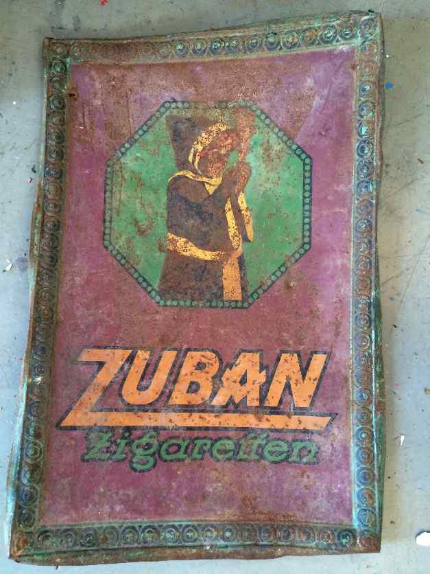 Zuban schachtel