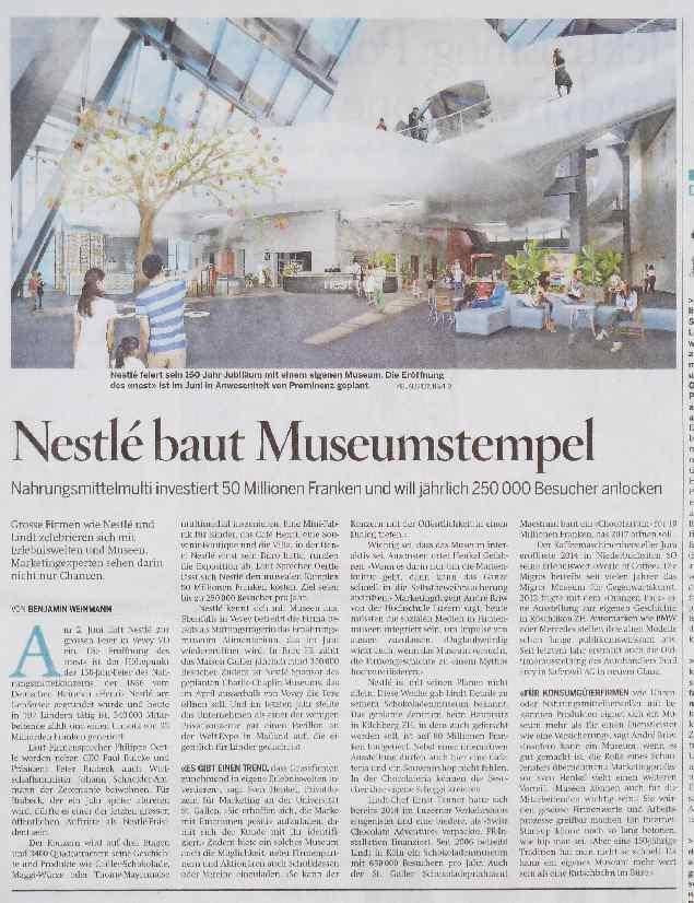 SaS Nestlé