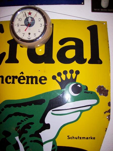 diggen frosch mit lütscher krone  schilderjagd alte